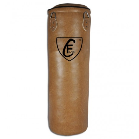 Brand New High Quality PU Wrestling Muay Thai Punching Bag,Brown,120 cm