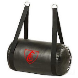 Uppercut Bag MMA Boxing Equipment Training Gear Black Vinyl Bag