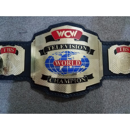 WCW World Television Championship Belt