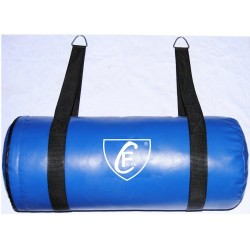 Uppercut Bag MMA Boxing Equipment Training Gear Blue Vinyl Bag