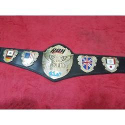 Ring of Honour Championship Belt