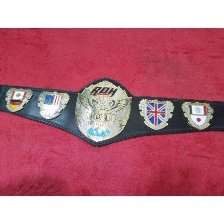 Ring of Honour Championship Belt
