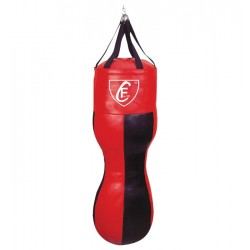 Brand New Wrestling Muay Thai Dummy Punching Bag ,Black and Red,120 cm