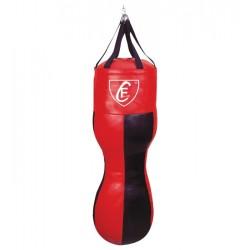 Brand New Wrestling Muay Thai Dummy Punching Bag ,Black and Red,120 cm