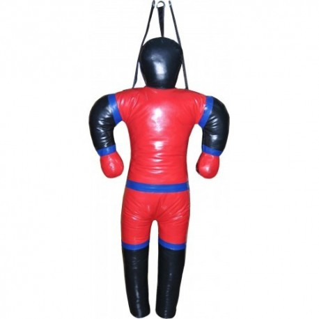 Grappling Dummy MMA Wrestling Dummy Punch Bag Judo Martial Arts Vinyl