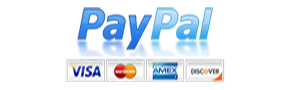 PayPal Secured-All Cards Accepted