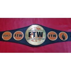 FTW World Heavy Weight Championship Belt